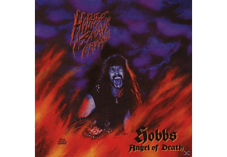 Hobbs Angel Of Death - Hobbs' Satan's Crusade (Ornage Crush Vinyl+Poste  - (Vinyl)