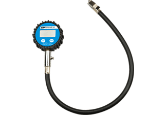 CARTREND 50238 Digitaler Reifendruckprüfer, Blau/Schwarz