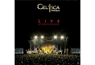 Celtica-pipes Rock! - Live At Montelago  - (CD)