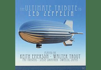 VARIOUS - Led Zeppelin - The Ultimate Tribute  - (CD)