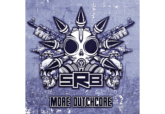 Srb - More Dutchcore - (CD)