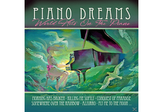 Jimmy The Pianoboy - Piano Dreams - (CD)