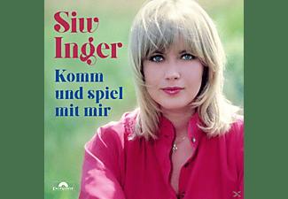 Siw Inger - Komm Und Spiel Mit Mir (Das Beste)  - (CD)