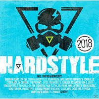 VARIOUS - Hardstyle 2018 [CD]