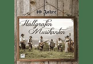 Hallgrafen Musikanten - 10 Jahre  - (CD)
