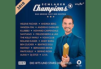 VARIOUS - Schlager Champions 2018-Das Große Fest Der Besten  - (CD)