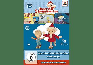 Unser Sandmännchen - Mit dem Sandmännchen unterwegs DVD