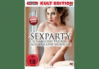 Ribu Filmkult-Edition: Sexparty-Schamloses Treiben DVD