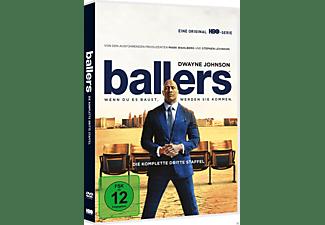 Ballers - Staffel 3 DVD