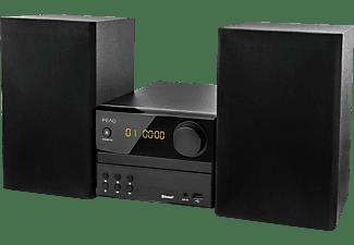 PEAQ PMS 210 BT-B Kompaktanlage (Schwarz)