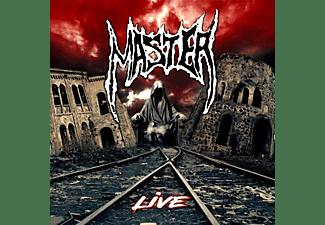 The Master - Live  - (Vinyl)