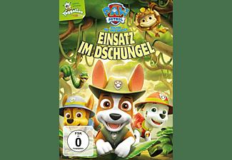 Paw Patrol: Einsatz im Dschungel DVD