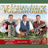 VARIOUS - Könige der Volksmusik [CD]