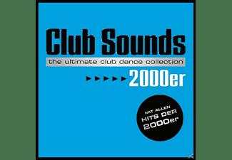 VARIOUS - Club Sounds 2000er  - (CD)