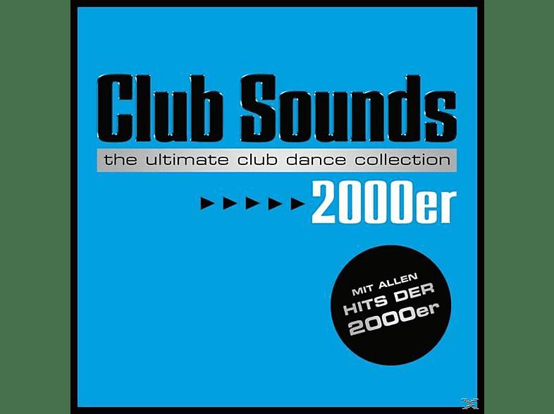 VARIOUS - Club Sounds 2000er [CD]