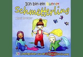 Kati Breuer - Ich bin ein bunter Schmetterling  - (CD)