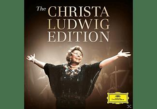 Christa Ludwig - The Christa Ludwig Edition (Ltd.Edt.)  - (CD)