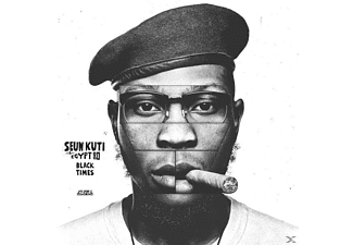 Seun & Egypt 80 Kuti - Black Times - (CD)
