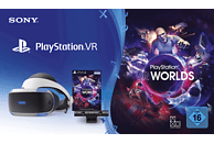 SONY PlayStation VR + Camera + VR Worlds Voucher