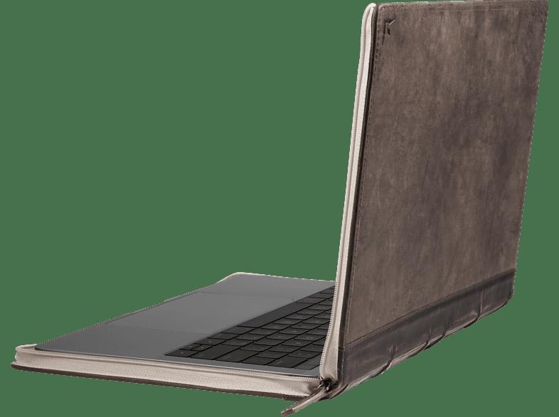 TWELVE SOUTH BookBook 2 Notebookhülle, Full Cover, 13 Zoll, Braun