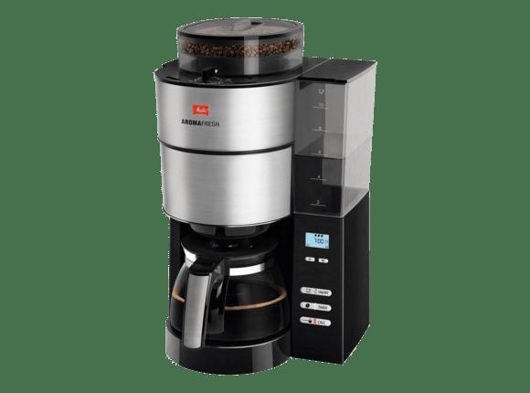 test kaffebryggare med kvarn