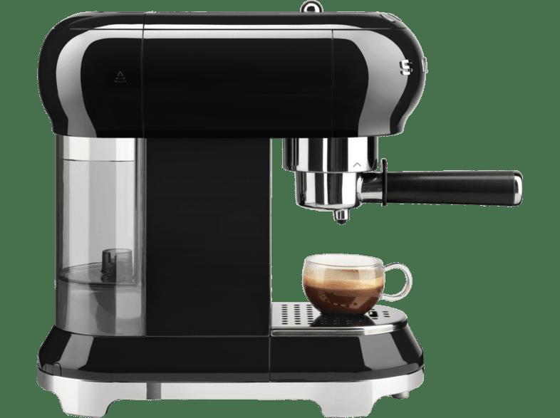 ECF01BLEU Eszpresszó kávéfőző, fekete