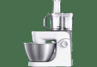 KENWOOD MultiOne KHH323WH Küchenmaschine Weiß (Rührschüsselkapazität: 4,3 Liter, 1000 Watt)