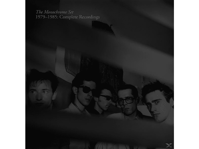 The Monochrome Set - 1979-1985 Complete Recordings [LP + Bonus-CD]