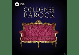 VARIOUS, Andre, Gavrilov, Weissenberg - Goldenes Barock  - (CD)