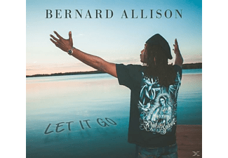 Bernard Allison - Let It Go  - (CD)
