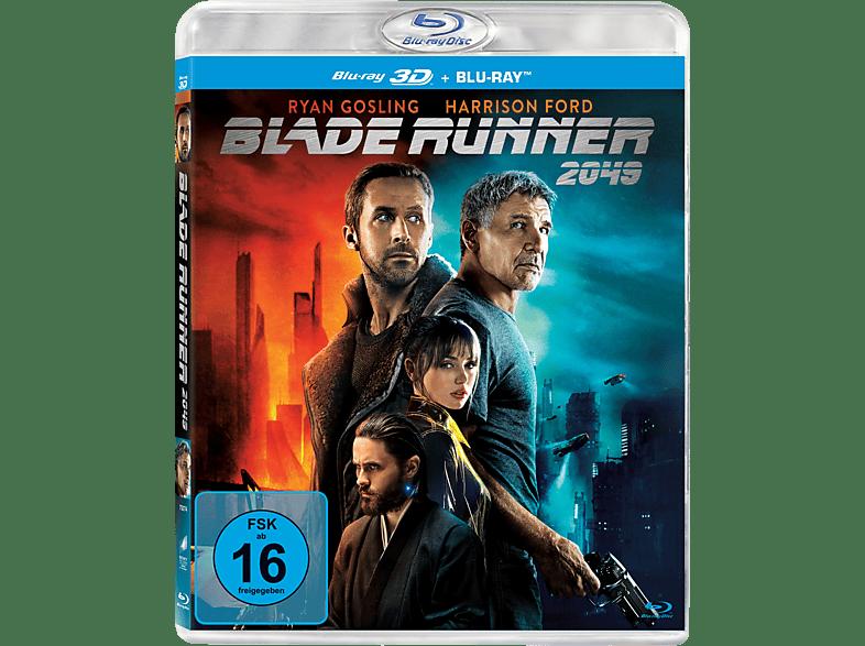 Blade Runner 2049 (3D Version) [3D Blu-ray (+2D)]
