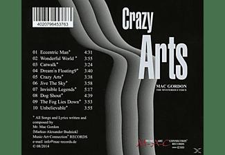 Mac Gordon - Crazy Arts  - (CD)