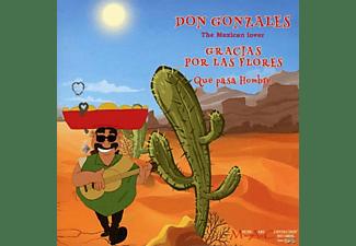 Don Gonzales - Gracias por las Flores  - (CD)