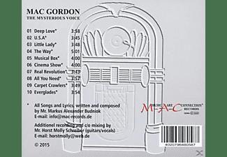 Mac Gordon - Musical Box  - (CD)