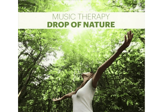 VARIOUS - Music Therapy - Drop Of Nature  - (CD)