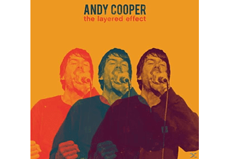 Andy Cooper - The Layered Effect - (CD)