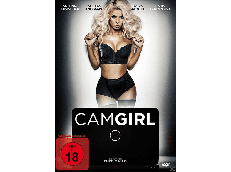 Cam Girl [DVD]