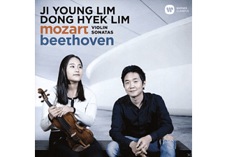Ji Young Lim, Dong-hyek Lim - Violinsonaten  - (CD)