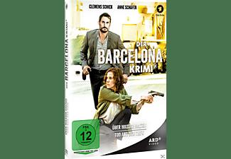Der Barcelona Krimi: Über Wasser halten / Tod aus der Tiefe DVD