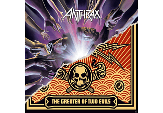 Anthrax - We've Come For You All/The Greater Of Two Evils - (CD)
