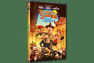 Tadeo Jones 2: El secreto del Rey Midas - DVD