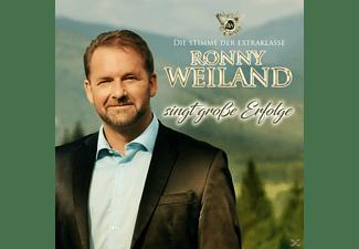 Ronny Weiland - Ronny Weiland singt große Erfo  - (CD)