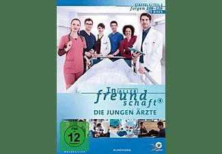 In aller Freundschaft - Die jungen Ärzte - Staffel 3 - Teil 2 (Folgen 106-126) DVD