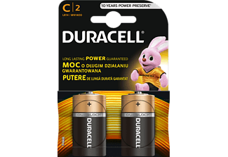 DURACELL Duracell BSC 2db C elem(baby)