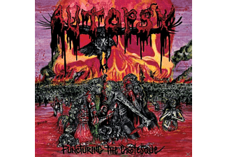 Autopsy - Puncturing The Groteque - (CD)