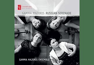 Gamma Majoris Ensemble - Russian Serenade-Kammermusik  - (CD)