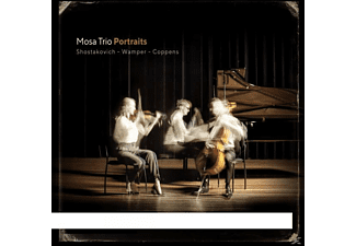 Mosa Trio - Portraits  - (CD)