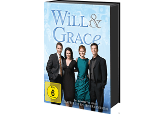 Will & Grace - Die komplette Serie DVD