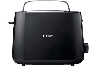 PHILIPS HD2581/90 Daily Collection  - Svart Brödrost