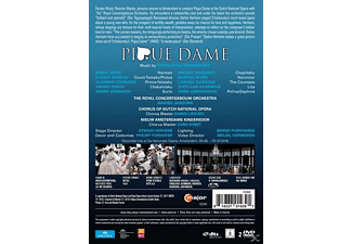VARIOUS, Royal Conbertgebouw Orchestra, Chorus Of The Dutch National Opera, Nieuw Amsterdams Kinderkoor - Pique Dame  - (DVD)